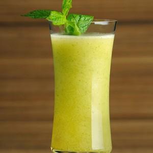De-bloating juice